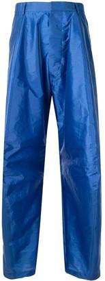 Walter Van Beirendonck Wonderlik exaggerated trousers