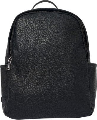 Urban Originals Goodbye Train Textured Vegan Leather Backpack