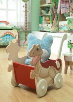 The Well Appointed House Teamson Design Child's Dinosaur Push Cart