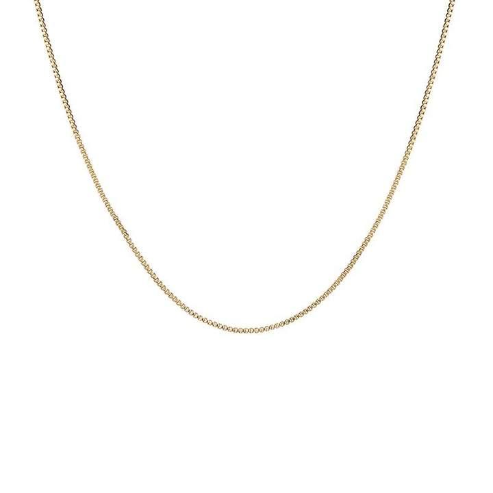 Jenny Bird Corey Chain Gold Necklace