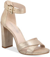 Kenneth Cole New York Women's Diana Block-Heel Dress Sandals
