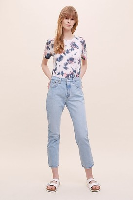 Levi's 501 Cropped Luxor Jeans