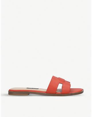 Nine West Gianna leather sandals