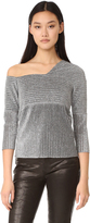 Won Hundred Verona On Shoulder Sweater