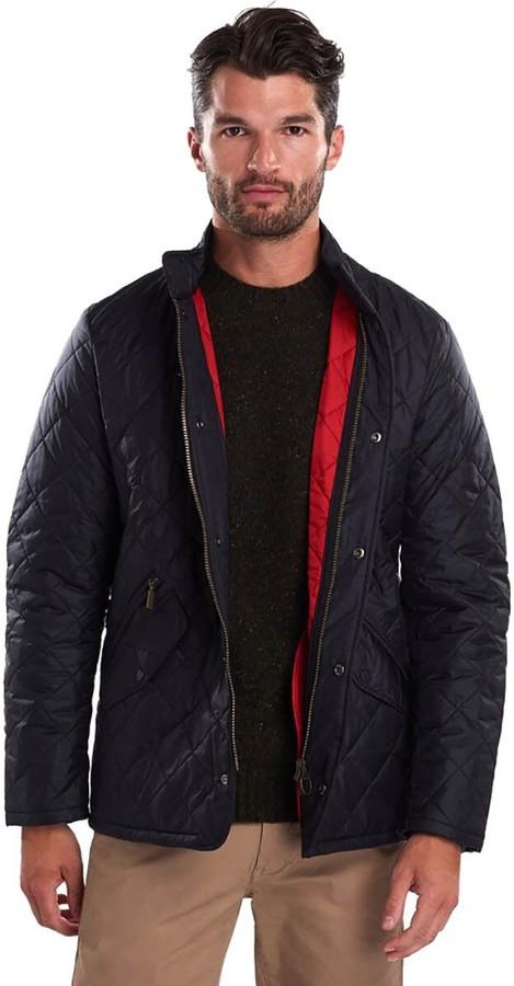Barbour Flyweight Chelsea Quilt Jacket - Men's