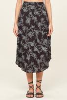 Amuse Society Fillmoore Printed Skirt