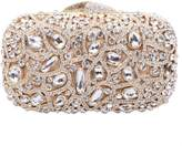 Santimon Women Clutch Bling Luxury Purse HandBags Evening Bags with Removable Strap