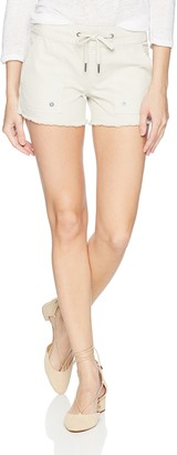 DL1961 Women's Flynn: Low Rise Military Short