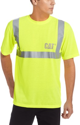 Caterpillar Hi-Vis T-Shirt