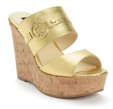 Juicy Couture Penelope Wedge Sandal