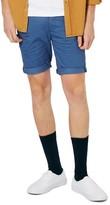 Topman Men's Stretch Skinny Fit Chino Shorts