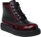 T.U.K. Original Footwear V9062 Rub Off Wingtip Boot