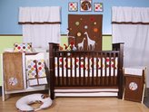 Bacati Baby & Me 6pc Crib Set