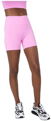YEAR OF OURS Tennis Shorts (True Pink) Women's Clothing