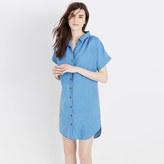 Madewell Indigo Central Shirtdress