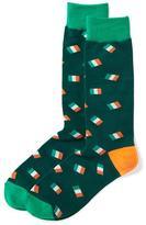 Old Navy Printed Trouser Socks for Men