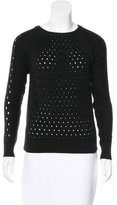 Tory Burch Knit Textured Sweater