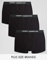 French Connection PLUS 3 Pack Trunks