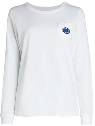 Vineyard Vines Pocket Long-Sleeve T-Shirt