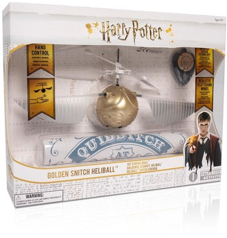 Warner Bros Golden Snitch Heliball