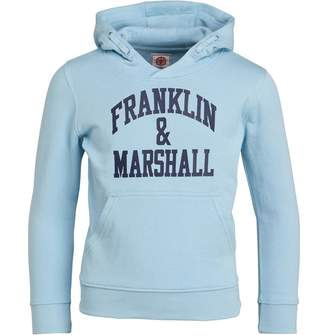 Franklin & Marshall Infant Boys Hoodie Dream Blue