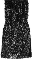 Paul & Joe for theOutnet sequined bandeau dress