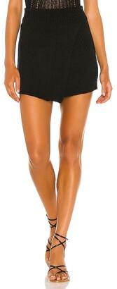 Line & Dot Olivia Sweater Skirt