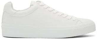 Rag & Bone White Rb1 Low Sneakers