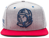 Billionaire Boys Club Billions Snapback in Gray.