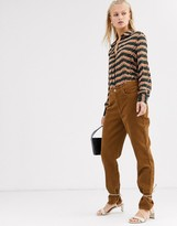 Only straight leg cord pants