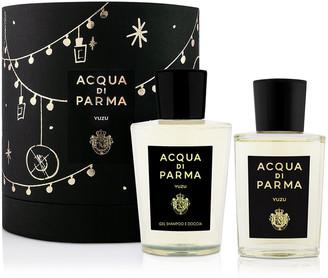 Acqua di Parma Signature Yuzu Premium Set