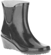 Forever Young Women's Short Wedge Rain Boot
