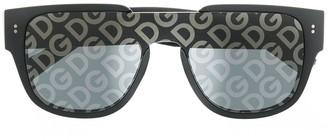 Dolce & Gabbana Eyewear DG4356 square-shaped sunglasses