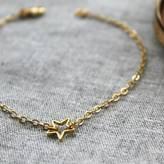 Lucky Star Little Nell Gold Bracelet
