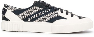 Givenchy Chain Tennis low-top sneakers