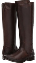 Frye Melissa Stud Back Zip Wide Calf Women's Boots
