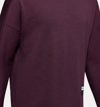 Under Armour Boys' UA Unstoppable Double Knit Crew