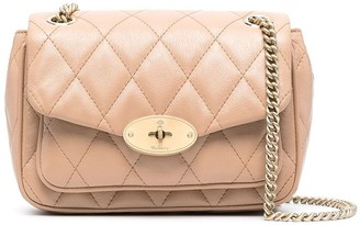 Mulberry mini quilted Darley bag