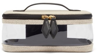 Paravel See All Canvas Vanity Case - Womens - Black Multi