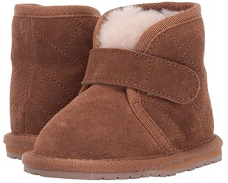 Emu Mindil (Infant) (Chestnut) Kids Shoes