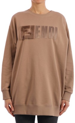 Fendi Logo Sweatshirt
