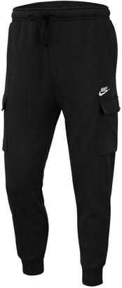 Nike Big & Tall Sportswear Club Fleece Cargo Jogger Pants