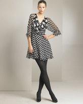 Bunny-Print Dress