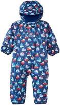 Jo-Jo JoJo Maman Bebe Fleece Lined All-In-One (Baby) - Boat-0-3 Months