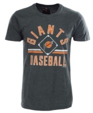 Majestic San Francisco Giants Men's Vintage Ticket Stubs T-shirt