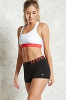Forever 21 FOREVER 21+ Active Le Sports Shorts