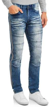 Modern Culture Men's Slim Stretch YD Stripe Jean