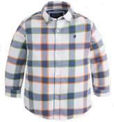 Mayoral Boys Checked Shirt