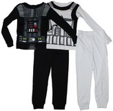 Disney Star Wars Vader and Trooper Boys Pajamas 2-Pack 4-10