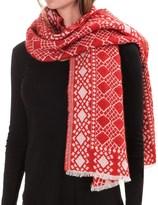 Aventura Clothing Treva Scarf - Cotton-Mohair (For Women)
